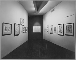 Drawings in the Collection of the Museum of Modern Art. Apr 15–Jun 1, 1947. 1 other work identified