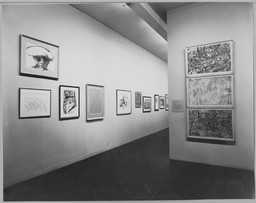 Drawings in the Collection of the Museum of Modern Art. Apr 15–Jun 1, 1947. 3 other works identified
