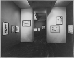 Drawings in the Collection of the Museum of Modern Art. Apr 15–Jun 1, 1947. 2 other works identified