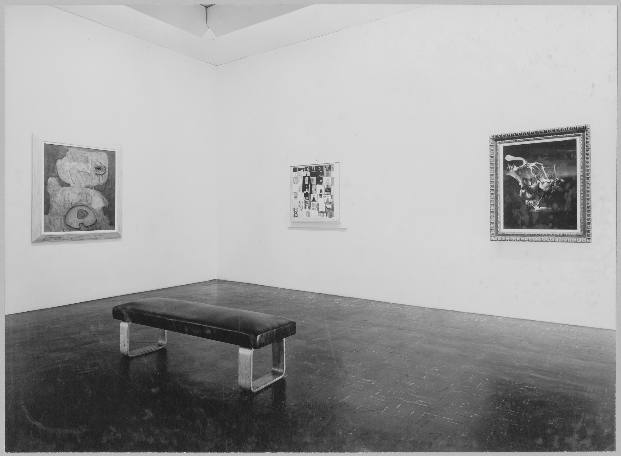 "Installation view of the exhibition, ""New Acquistions."" August 5, 1947–September 30, 1947. Photographic Archive. The Museum of Modern Art Archives, New York. IN355.1. Photograph by Soichi Sunami."