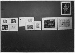 Master Prints from the Museum Collection. May 10–Jul 10, 1949. 7 other works identified