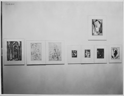 Master Prints from the Museum Collection. May 10–Jul 10, 1949. 4 other works identified