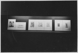 Master Prints from the Museum Collection. May 10–Jul 10, 1949. 1 other work identified