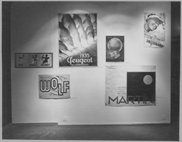 Posters from the Bernard Davis Collection. May 24–Jul 25, 1950. 4 other works identified