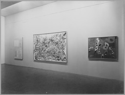 Abstract Painting and Sculpture in America. Jan 23–Mar 25, 1951. 1 other work identified