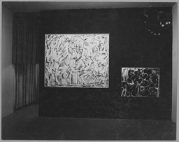 Abstract Painting and Sculpture in America. Jan 23–Mar 25, 1951.
