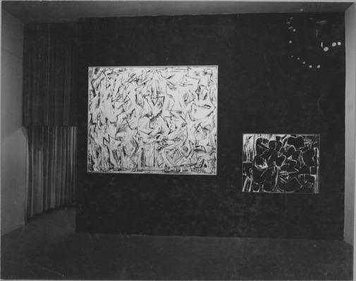 Willem De Kooning Painting 1948 Moma