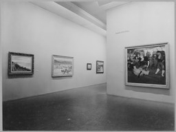 Selections from 5 New York Private Collections. Jun 26–Sep 9, 1951.