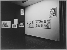 Picasso: His Graphic Art. Feb 13–Apr 20, 1952. 8 other works identified