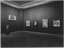 Works from the Museum Collection. Aug 12–Sep 21, 1952. 2 other works identified