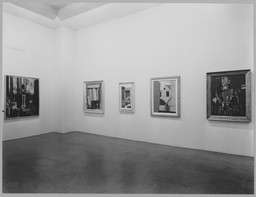 Works from the Museum Collection. Aug 12–Sep 21, 1952. 4 other works identified