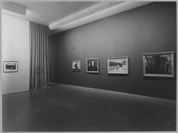 Works from the Museum Collection. Aug 12–Sep 21, 1952. 1 other work identified