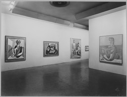 Works from the Museum Collection. Aug 12–Sep 21, 1952.