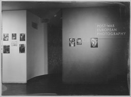 Postwar European Photography. May 26–Aug 23, 1953.