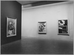 Summer Exhibition: New Acquisitions; Recent American Prints, 1947–1953; Katherine S. Dreier Bequest; Kuniyoshi and Spencer; Expressionism in Germany; Varieties of Realism. Jun 23–Oct 4, 1953.