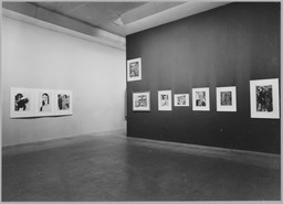 Summer Exhibition: New Acquisitions; Recent American Prints, 1947–1953; Katherine S. Dreier Bequest; Kuniyoshi and Spencer; Expressionism in Germany; Varieties of Realism. Jun 23–Oct 4, 1953. 4 other works identified