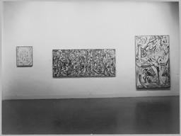 Jackson Pollock. Dec 19, 1956–Feb 3, 1957. 1 other work identified