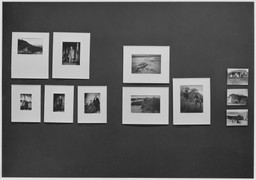 Photographs from the Museum Collection. Nov 26, 1958–Jan 18, 1959.