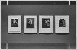 Photographs from the Museum Collection. Nov 26, 1958–Jan 18, 1959. 3 other works identified