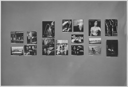Photographs from the Museum Collection. Nov 26, 1958–Jan 18, 1959. 9 other works identified