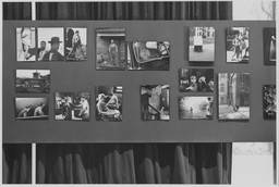 Photographs from the Museum Collection. Nov 26, 1958–Jan 18, 1959. 5 other works identified