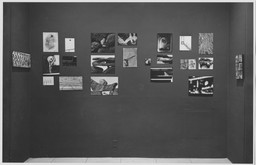 Photographs from the Museum Collection. Nov 26, 1958–Jan 18, 1959. 6 other works identified