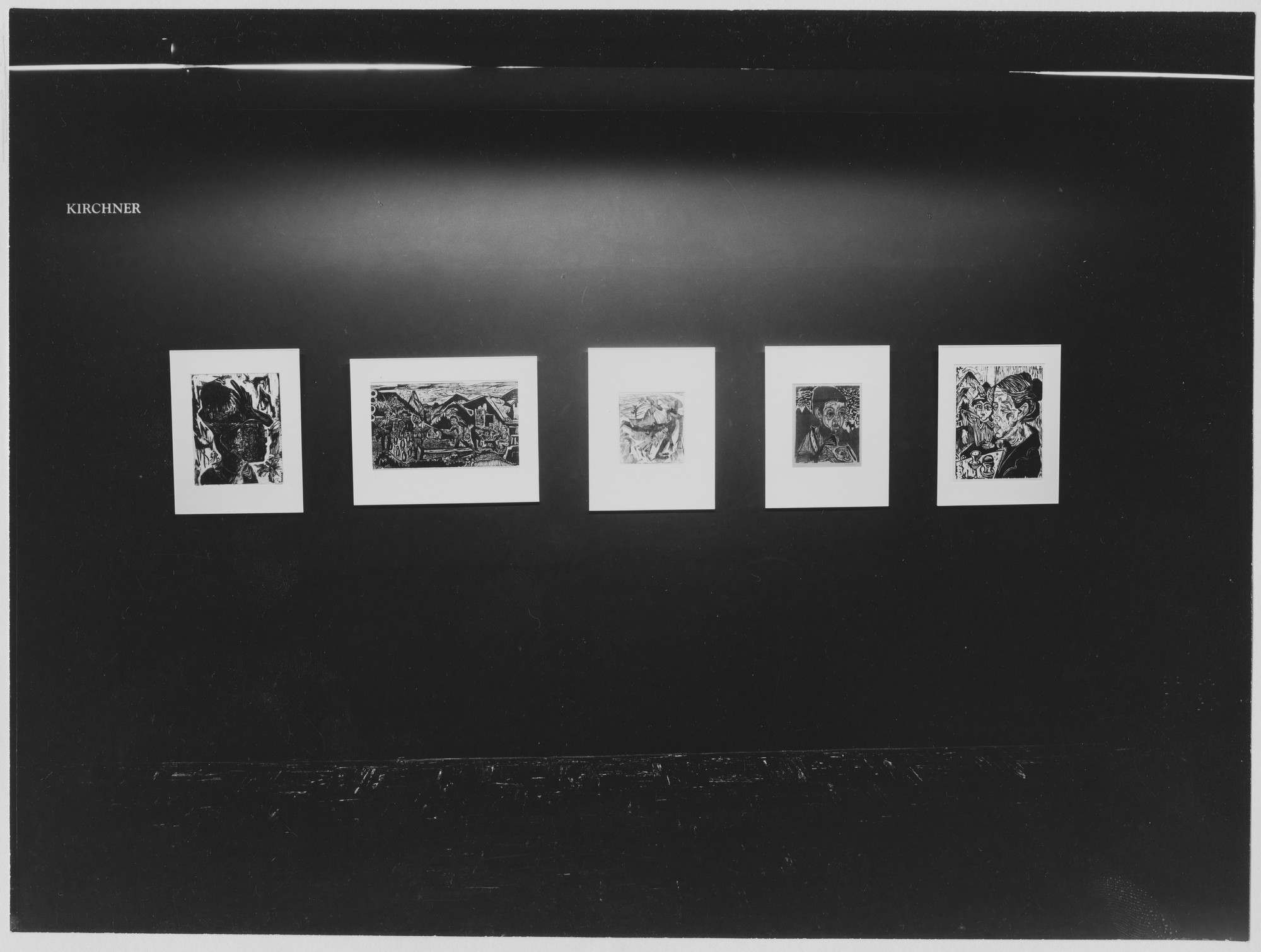 "Installation view of the exhibition, ""Ten European Artists (Prints)."" December 31, 1958–February 23, 1959. Photographic Archive. The Museum of Modern Art Archives, New York. IN638.1. Photograph by Soichi Sunami."