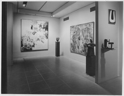 Recent Acquisitions: Painting and Sculpture. Jan 30–Apr 19, 1959.