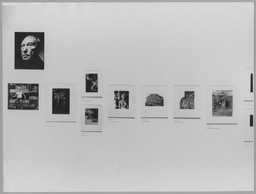 "30th Anniversary Special Installation - Towards the ""New"" Museum. Nov 18–29, 1959. 5 other works identified"
