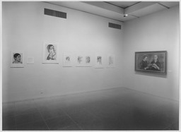 Portraits from the Museum Collection. May 4–Sep 18, 1960. 6 other works identified