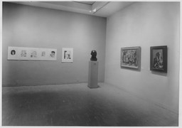 Portraits from the Museum Collection. May 4–Sep 18, 1960. 5 other works identified