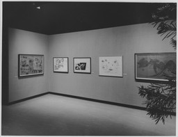 100 Drawings From the Museum Collection. Oct 11, 1960–Jan 2, 1961. 2 other works identified