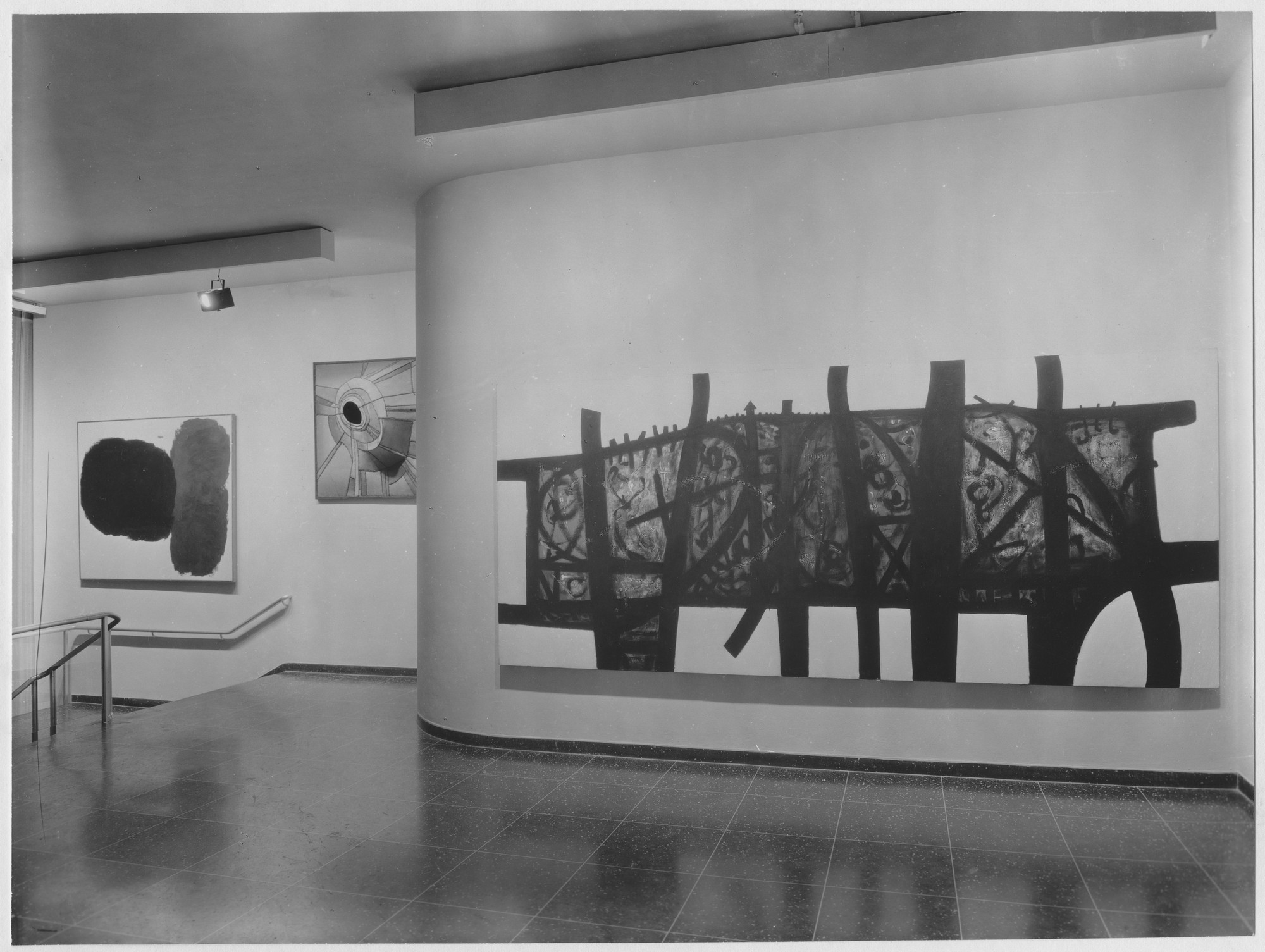 "Installation view of the exhibition, ""Recent Acquisitions."" December 21, 1960–February 5, 1961. Photographic Archive. The Museum of Modern Art Archives, New York. IN678.1. Photograph by Soichi Sunami."