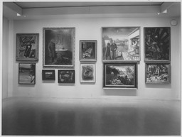Modern Allegories. Aug 19, 1961–Jan 30, 1962. 6 other works identified