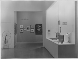 The Art of Assemblage. Oct 4–Nov 12, 1961. 1 other work identified