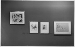 Fifty Drawings: Recent Acquisitions. Apr 10–Aug 12, 1962. 1 other work identified