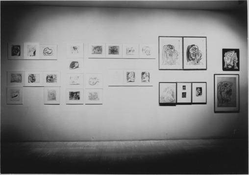 Pablo Picasso  The Weeping Woman, I (La Femme qui pleure, I