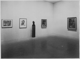 Picasso in the Museum of Modern Art: 80th Birthday Exhibition. May 14–Sep 18, 1962. 2 other works identified