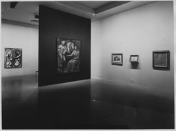 Picasso in the Museum of Modern Art: 80th Birthday Exhibition. May 14–Sep 18, 1962. 1 other work identified