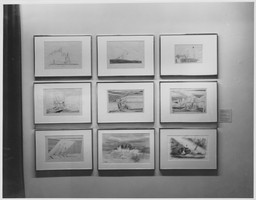 The Intimate World of Lyonel Feininger. Jan 16–Mar 10, 1963. 6 other works identified
