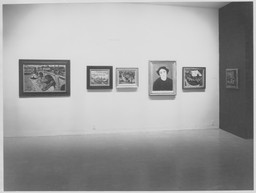 André Derain in the Museum Collection. Jun 28–Sep 30, 1963. 2 other works identified