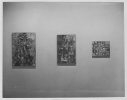 Art in a Changing World: 1884–1964: Painting and Sculpture from the Museum Collection. May 27, 1964. 2 other works identified
