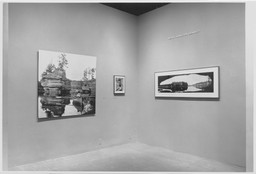 The Photographer and the American Landscape. Sep 24–Dec 1, 1963.