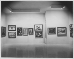 Art in a Changing World: 1884–1964: Painting and Sculpture from the Museum Collection. May 27, 1964. 8 other works identified