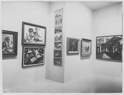 Art in a Changing World: 1884–1964: Painting and Sculpture from the Museum Collection. May 27, 1964. 4 other works identified