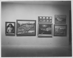 Art in a Changing World: 1884–1964: Painting and Sculpture from the Museum Collection. May 27, 1964. 5 other works identified