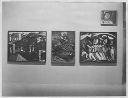 Art in a Changing World: 1884–1964: Painting and Sculpture from the Museum Collection. May 27, 1964. 3 other works identified