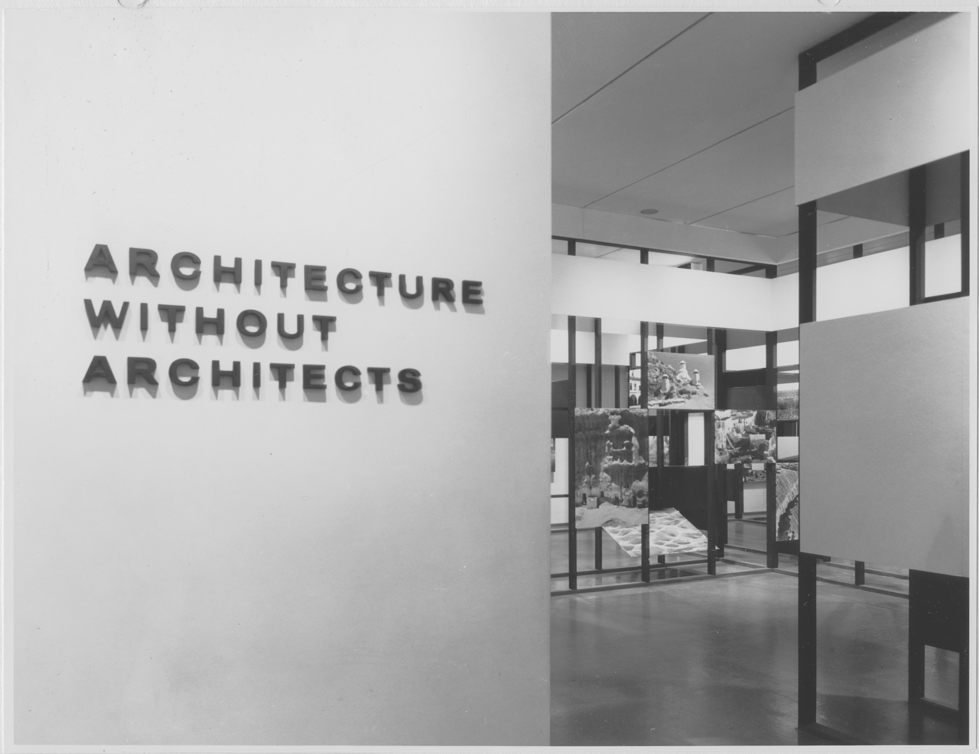 architecture without architects