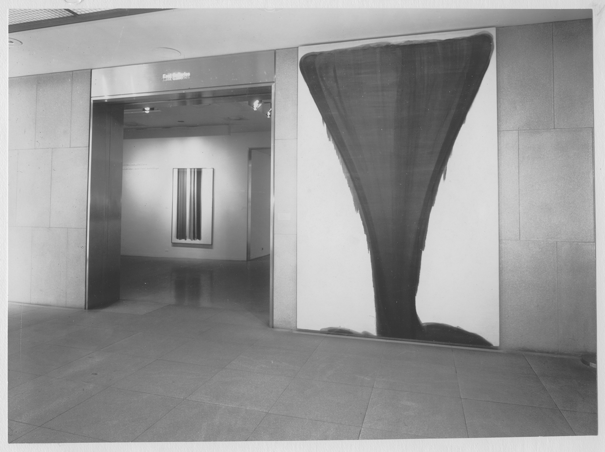 "Installation view of the exhibition, ""Recent Acquisitions:  Painting and Sculpture."" February 16, 1965–April 25, 1965. Photographic Archive. The Museum of Modern Art Archives, New York. IN756.1. Photograph by Soichi Sunami."