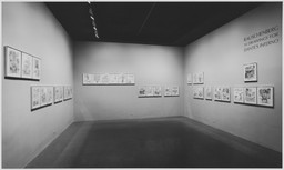 Rauschenberg: 34 Drawings for Dante's Inferno. Dec 21, 1965–Mar 22, 1966. 2 other works identified
